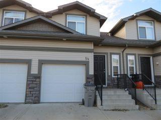 Main Photo: 54 9511 102 Avenue: Morinville Townhouse for sale : MLS®# E4133930