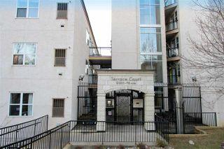 Main Photo: 405 10503 98 Avenue in Edmonton: Zone 12 Condo for sale : MLS®# E4134083