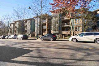 "Photo 1: 405 285 NEWPORT Drive in Port Moody: North Shore Pt Moody Condo for sale in ""THE BELCARRA"" : MLS®# R2331968"