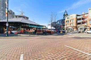 "Photo 18: 405 285 NEWPORT Drive in Port Moody: North Shore Pt Moody Condo for sale in ""THE BELCARRA"" : MLS®# R2331968"