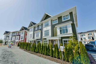 Main Photo: 45 27735 ROUNDHOUSE Drive in Abbotsford: Aberdeen Townhouse for sale : MLS®# R2332039