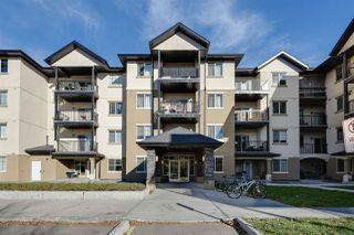 Main Photo: 107 10520 56 Avenue in Edmonton: Zone 15 Condo for sale : MLS®# E4140593