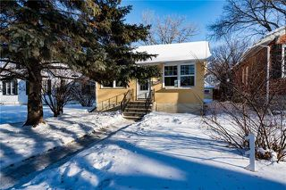 Main Photo: 114 Monck Avenue in Winnipeg: Norwood Flats Residential for sale (2B)  : MLS®# 1901548