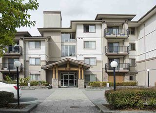 "Main Photo: 206 32063 MOUNT WADDINGTON Avenue in Abbotsford: Abbotsford West Condo for sale in ""THE WADDINGTON"" : MLS®# R2334405"