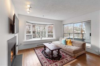"""Main Photo: 304 1925 W 2ND Avenue in Vancouver: Kitsilano Condo for sale in """"WINDGATE BEACHSIDE"""" (Vancouver West)  : MLS®# R2337074"""