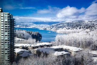 """Photo 16: 2005 301 CAPILANO Road in Port Moody: Port Moody Centre Condo for sale in """"THE RESIDENCES"""" : MLS®# R2341767"""