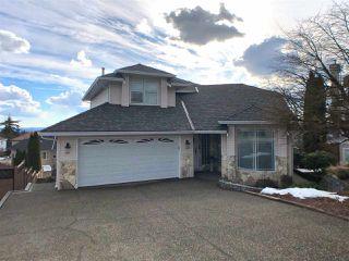 """Photo 1: 3308 GROSVENOR Place in Coquitlam: Park Ridge Estates House for sale in """"PARKRIDGE ESTATES"""" : MLS®# R2343533"""