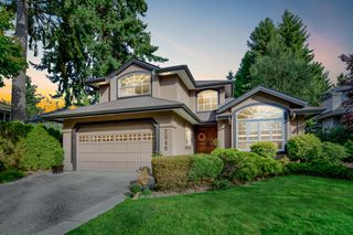 """Photo 1: 2340 140A Street in Surrey: Sunnyside Park Surrey House for sale in """"FOREST EDGE"""" (South Surrey White Rock)  : MLS®# R2346515"""
