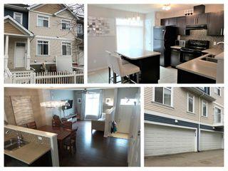 Photo 1: 38 1804 70 Street in Edmonton: Zone 53 Townhouse for sale : MLS®# E4150691