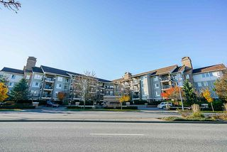 "Main Photo: 401 8915 202 Street in Langley: Walnut Grove Condo for sale in ""Hawthorne"" : MLS®# R2356320"