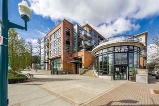 """Main Photo: 326 95 MOODY Street in Port Moody: Port Moody Centre Townhouse for sale in """"THE STATION"""" : MLS®# R2359068"""