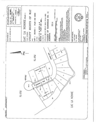 Photo 2: 406 Duncan Road: Rural Barrhead County Rural Land/Vacant Lot for sale : MLS®# E4154945