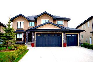 Main Photo: 5205 MULLEN Crest in Edmonton: Zone 14 House for sale : MLS®# E4157247