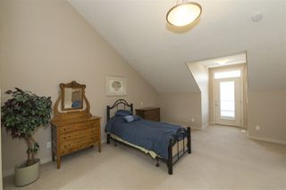Photo 22: 1049 GAULT Boulevard in Edmonton: Zone 27 Townhouse for sale : MLS®# E4162643