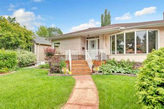Main Photo: 13515 101 Avenue in Edmonton: Zone 11 House for sale : MLS®# E4164491