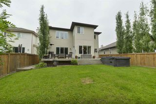 Photo 28: 14 DANFIELD Place: Spruce Grove House for sale : MLS®# E4168387