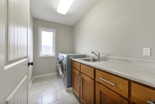 Photo 25: 14 DANFIELD Place: Spruce Grove House for sale : MLS®# E4168387