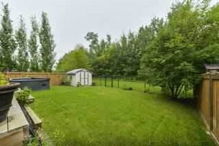 Photo 30: 14 DANFIELD Place: Spruce Grove House for sale : MLS®# E4168387