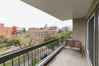 Photo 16: 602 9737 112 Street in Edmonton: Zone 12 Condo for sale : MLS®# E4173151