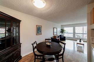 Photo 11: 602 9737 112 Street in Edmonton: Zone 12 Condo for sale : MLS®# E4173151