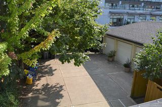 Photo 15: 2168 FRANKLIN STREET in Vancouver: Hastings Townhouse for sale (Vancouver East)  : MLS®# R2382704