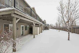 Photo 34: 15 700 REGENCY Drive: Sherwood Park House Half Duplex for sale : MLS®# E4184416