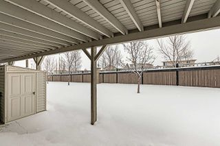 Photo 35: 15 700 REGENCY Drive: Sherwood Park House Half Duplex for sale : MLS®# E4184416