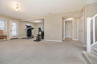 Photo 24: 15 700 REGENCY Drive: Sherwood Park House Half Duplex for sale : MLS®# E4184416