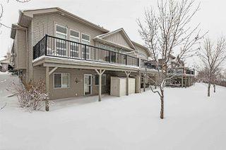 Photo 33: 15 700 REGENCY Drive: Sherwood Park House Half Duplex for sale : MLS®# E4184416