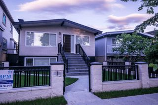 Photo 1: 6160 ST. CATHERINES STREET in VANCOUVER: House for sale : MLS®# R2181473