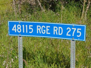 Photo 2: 48115 RGE RD 275: Rural Leduc County Rural Land/Vacant Lot for sale : MLS®# E4195927