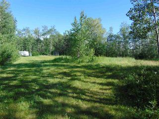 Photo 1: 48115 RGE RD 275: Rural Leduc County Rural Land/Vacant Lot for sale : MLS®# E4195927