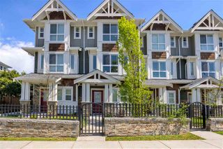 """Photo 1: 5 9989 240A Street in Maple Ridge: Albion Townhouse for sale in """"ALBION CROSSING"""" : MLS®# R2454131"""