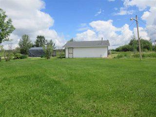 Photo 33: 101 2529 Sec Hwy 651: Rural Barrhead County House for sale : MLS®# E4204005