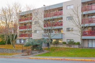 Photo 2: 413 3255 Glasgow Ave in Saanich: SE Quadra Condo for sale (Saanich East)  : MLS®# 843059