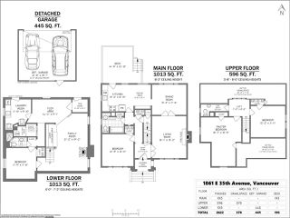 Photo 33: 1861 E 35TH AVENUE in Vancouver: Victoria VE House for sale (Vancouver East)  : MLS®# R2463149