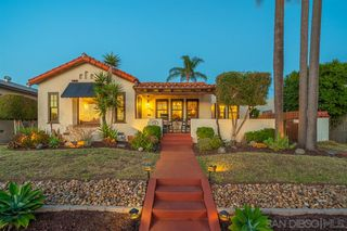 Main Photo: SAN DIEGO House for sale : 3 bedrooms : 4485 Berting Street