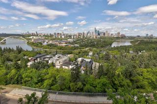Photo 1: 802 10035 SASKATCHEWAN Drive in Edmonton: Zone 15 Condo for sale : MLS®# E4211740