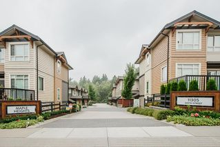 """Photo 2: 89 11305 240 Street in Maple Ridge: Cottonwood MR Townhouse for sale in """"Maple Heights"""" : MLS®# R2499890"""
