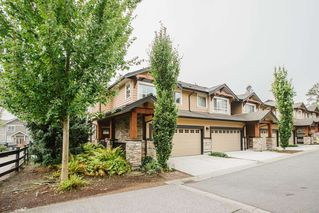 """Photo 1: 89 11305 240 Street in Maple Ridge: Cottonwood MR Townhouse for sale in """"Maple Heights"""" : MLS®# R2499890"""