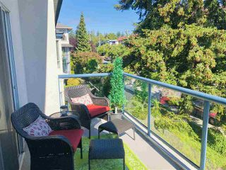 "Photo 32: 308 1441 BLACKWOOD Street: White Rock Condo for sale in ""The Capistrano"" (South Surrey White Rock)  : MLS®# R2502192"