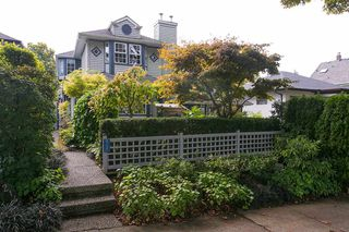 Main Photo: 2146 W 14TH Avenue in Vancouver: Kitsilano 1/2 Duplex for sale (Vancouver West)  : MLS®# R2511923