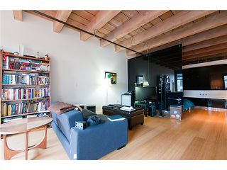"""Photo 2: 315 55 E CORDOVA Street in Vancouver: Downtown VE Condo for sale in """"KORET LOFTS"""" (Vancouver East)  : MLS®# V874639"""