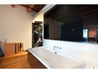"""Photo 6: 315 55 E CORDOVA Street in Vancouver: Downtown VE Condo for sale in """"KORET LOFTS"""" (Vancouver East)  : MLS®# V874639"""