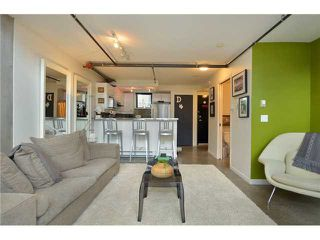 """Photo 5: 309 428 W 8TH Avenue in Vancouver: Mount Pleasant VW Condo for sale in """"XL LOFTS"""" (Vancouver West)  : MLS®# V910396"""