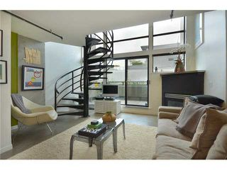 """Photo 8: 309 428 W 8TH Avenue in Vancouver: Mount Pleasant VW Condo for sale in """"XL LOFTS"""" (Vancouver West)  : MLS®# V910396"""