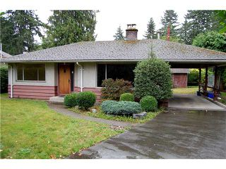 Main Photo: 2166 LLOYD Avenue in North Vancouver: Pemberton Heights House for sale : MLS®# V910553