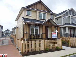 Main Photo: 7151 196TH Street in SURREY: Clayton House for sale (Cloverdale)  : MLS®# F1126093