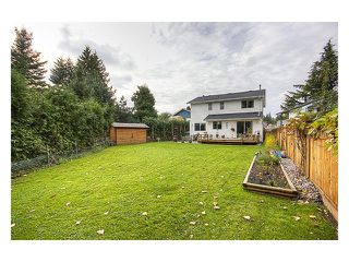 "Photo 10: 3116 REDONDA Drive in Coquitlam: New Horizons House for sale in ""NEW HORIZON"" : MLS®# V918095"