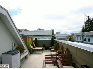 Photo 9: 66 15833 26 Avenue in Surrey: White Rock Townhouse for sale : MLS®# F1103281